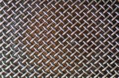 Микрофон сетки металла Стоковое Изображение RF