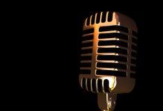 микрофон старый