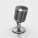 микрофон Стоковое Фото