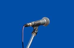 Микрофон Стоковые Фото