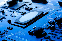 микроэлектроника стоковые фото