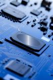 микроэлектроника Стоковая Фотография RF