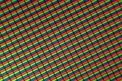 микро- фото дисплея LCD телефона Стоковые Изображения RF