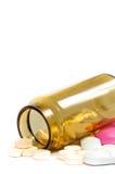 микстура бутылки Стоковые Фото