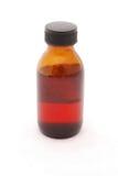 микстура бутылки Стоковая Фотография