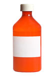 микстура бутылки Стоковое Изображение RF