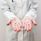 микстура гигиены медицинского соревнования глаза внимательности Стоковые Фото
