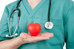 микстура здоровья внимательности Стоковое Изображение
