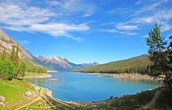 микстура озера Стоковое Фото