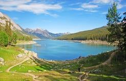 микстура озера Стоковое Изображение