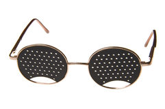 микстура eyeglasses Стоковая Фотография RF