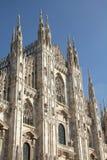 милан Италии стоковое изображение rf