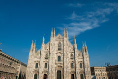 милан Италии duomo стоковые фотографии rf