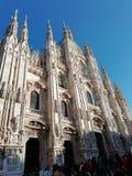 Милан, Италия стоковые фото