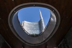 Милан, Ломбардия, Италия, северная Италия, Европа Стоковое Фото