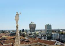 Милан стоковое фото