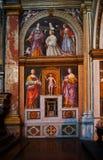 Милан maggiore monastero al Сан Maurizio стоковые фотографии rf