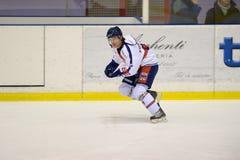 милан milano kostourek хоккея клуба стоковая фотография