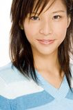 Милая азиатская девушка Стоковая Фотография RF