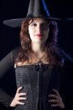 милая ведьма Стоковое фото RF