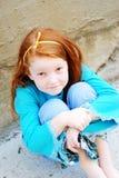 милая девушка немногая Стоковое фото RF