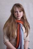 милая девушка подростковая Стоковое Изображение RF