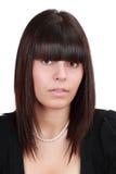 милая девушка предназначенная для подростков Стоковая Фотография RF