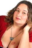 милая женщина Стоковая Фотография