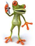 милая лягушка немногая бесплатная иллюстрация