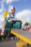 милая младенца счастливая Стоковые Фото