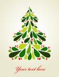 Милая предпосылка рождества Стоковое Изображение RF