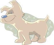 милая собака Стоковые Изображения