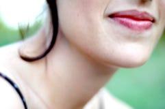 милая усмешка Стоковое Изображение RF