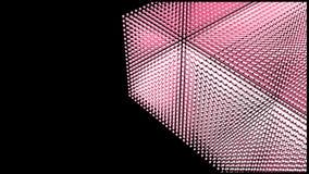 миллиард векторов квадратов Стоковые Фото