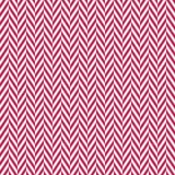 Милой безшовной шеврон сломанный предпосылкой stripes красная белизна Стоковые Изображения