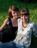 милые девушки Стоковое Фото
