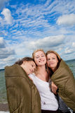 милые подруги 3 Стоковая Фотография RF