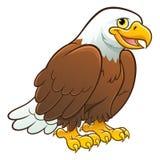 Милый белоголовый орлан бесплатная иллюстрация