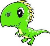 милый вектор динозавра бесплатная иллюстрация