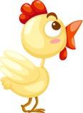 Милый вектор цыпленка Стоковое фото RF