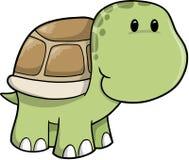 милый вектор черепахи иллюстрация штока