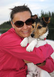 милый друг собаки мой стоковое фото rf