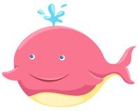 милый кит Стоковое Фото