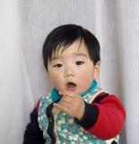 Милый младенец стоковое фото rf