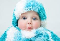 Милый младенец стоковые фото