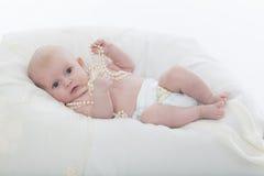 Милый младенец Стоковое Фото