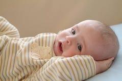Милый младенец Стоковая Фотография