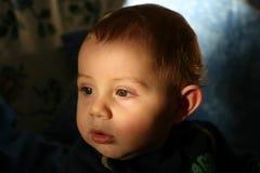 Милый молодой мальчик Стоковое фото RF