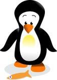 милый пингвин Стоковые Фото