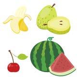 Милый плодоовощ collection10 Стоковое Фото